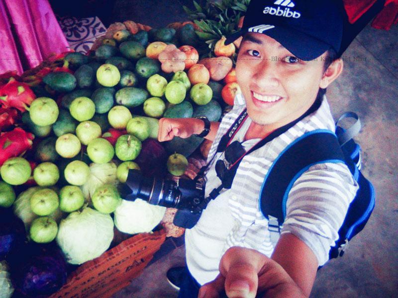 Trái cây tại Campuchia cũng rất phong phú, đa phần được cung cấp từ Thái Lan.