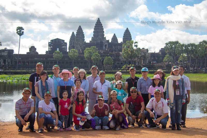 Đây là địa điểm không bao giờ bỏ lỡ của tất cả khách du lịch ghé thăm Campuchia.