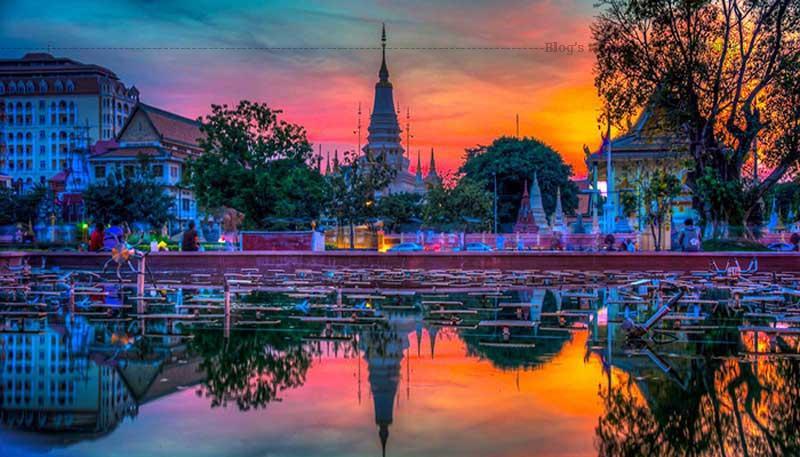 Thủ đô của Campuchia là nơi lý tưởng để khám phá đất nước này.
