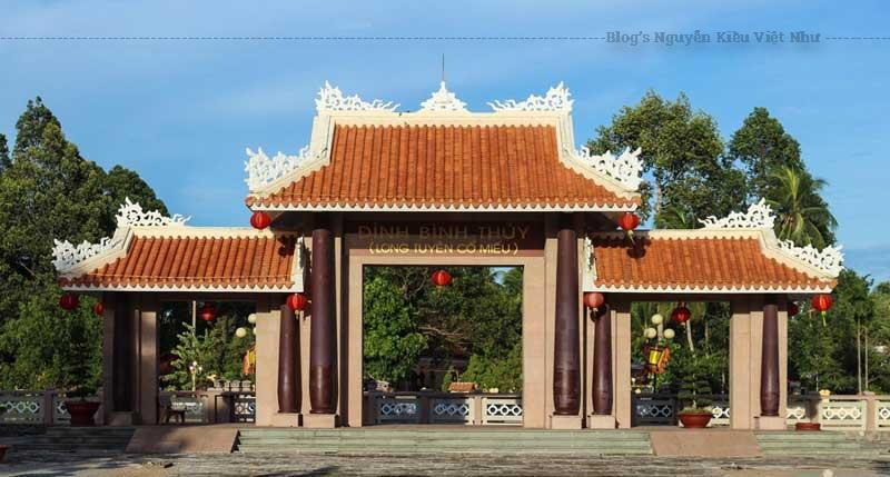 Đình Bình Thuỷ từ lâu đã được du khách thập phương biết đến là địa điểm du lịch nổi tiếng và biểu tượng văn hoá tâm linh quan trọng của thành phố Cần Thơ với lịch sử tồn tại lâu dài hơn 175 năm.