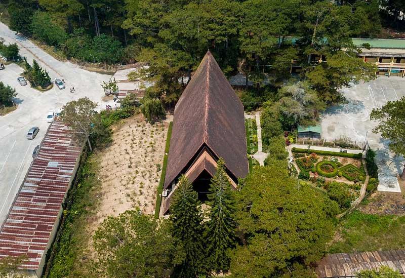 Nhà thờ Cam Ly hay còn được gọi với một tên gọi khác là nhà thờ Sơn Cước.