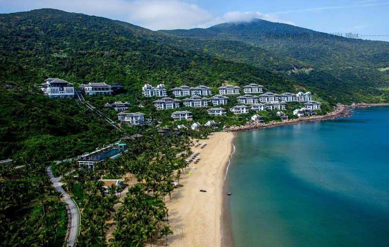 Mỗi một loại phòng, suite, penthouse và villa tại Khu nghỉ dưỡng InterContinental Danang Sun Peninsula Resort đều được thiết kế với cá tính riêng.