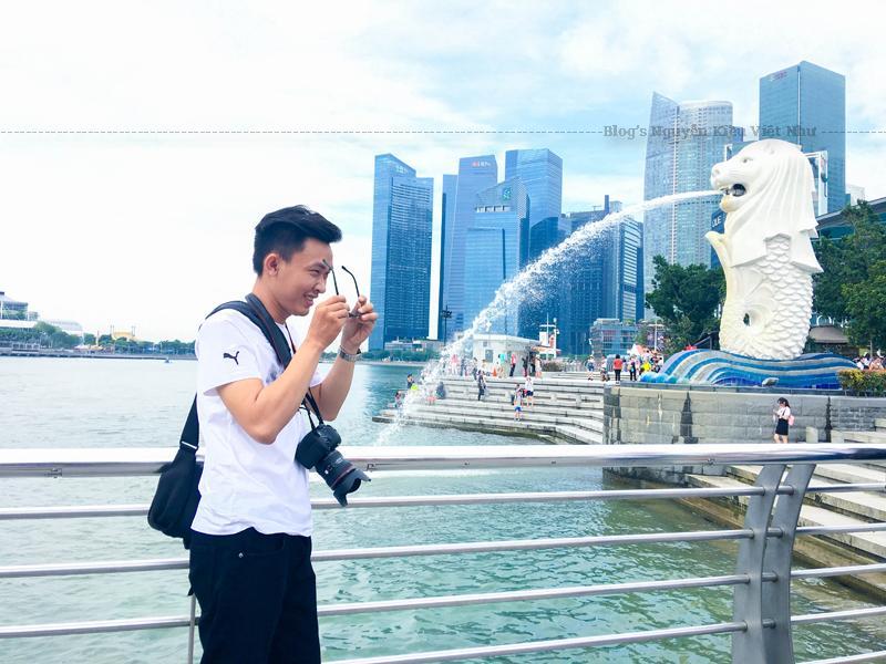 Điều bạn đang nghĩ là nếu đi Singapore tự túc mà không theo tour thì mình cần chuẩn bị bao nhiêu tiền là đủ?