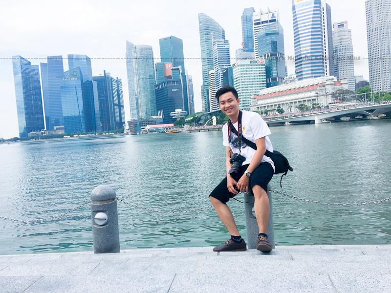 Singapore còn có nhiều công trình kiến trúc vô cùng độc đáo được lấy ý tưởng từ cuộc sống vô cùng đa dạng.