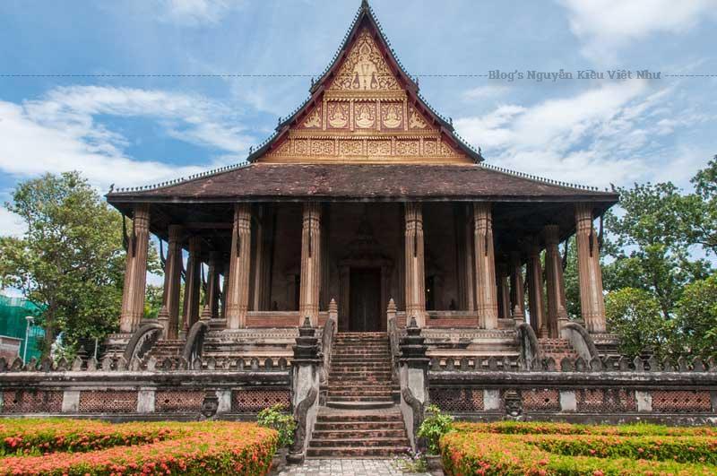Chùa Phra Keo, còn được gọi là Ho Phra Keo, Ho Phakeo hay Haw Phra Kaew, là một trong những ngôi chùa đẹp nhất ở thủ đô của đất nước Lào.