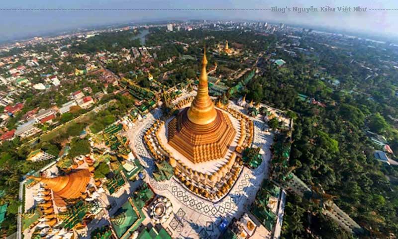 Nơi đây là một bảo tháp nổi tiếng, là kho báu của quốc gia Myanmar. Migola