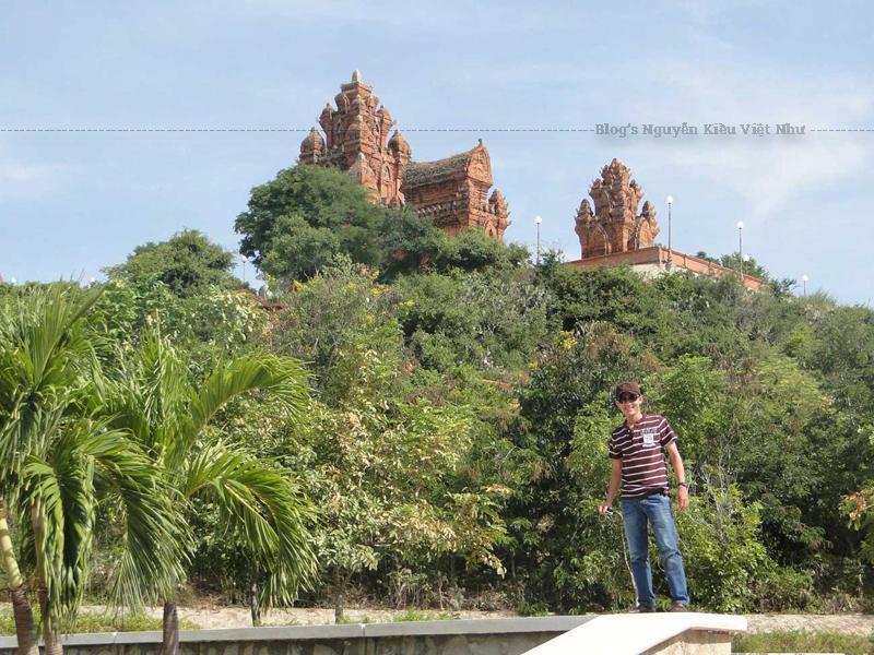Tháp Chàm là một trong những biểu tượng đặc trưng nhất tại Ninh Thuận.