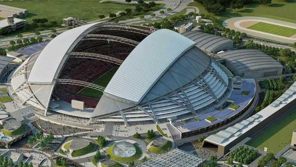 Nằm tại khu tích hợp thể thao giải trí hiện đại bậc nhất Singapore Sport Hub, sân vận động Quốc gia Singapore là công trình khiến cả thế giới ngưỡng mộ.