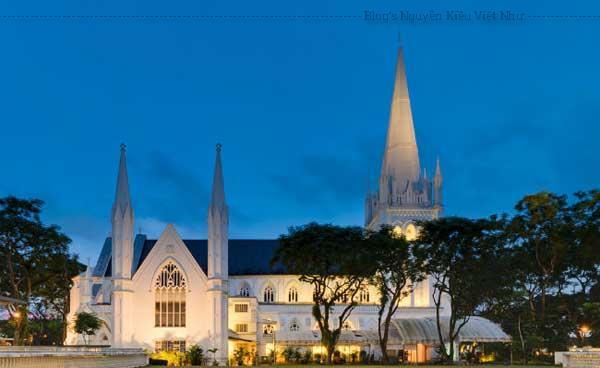 Nhà thờ Saint Andrew là một nhà thờ Anh giáo ở Singapore.