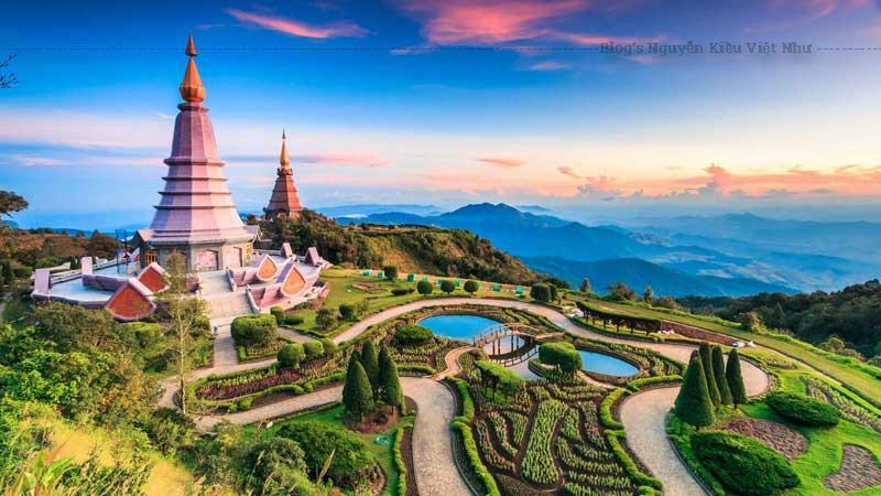 Du lịch Thái Lan khá dễ dàng nên nhiều bạn trẻ chọn du lịch Thái Lan tự túc nhiều lần trong năm.