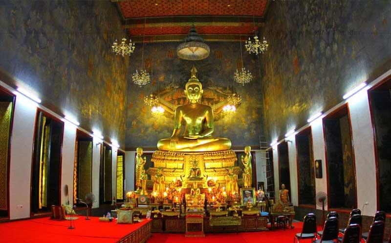 Loha Prasat xứng đáng là điểm dừng chân tuyệt vời tại Bangkok, là 1 trong 3 ngôi chùa có kết cấu tương tự trên thế giới.