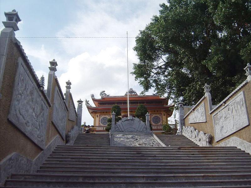 Năm 1985, chùa được trùng tu thứ hai nhằm mở rộng diện tích Chính điện lên khoảng 100m2.