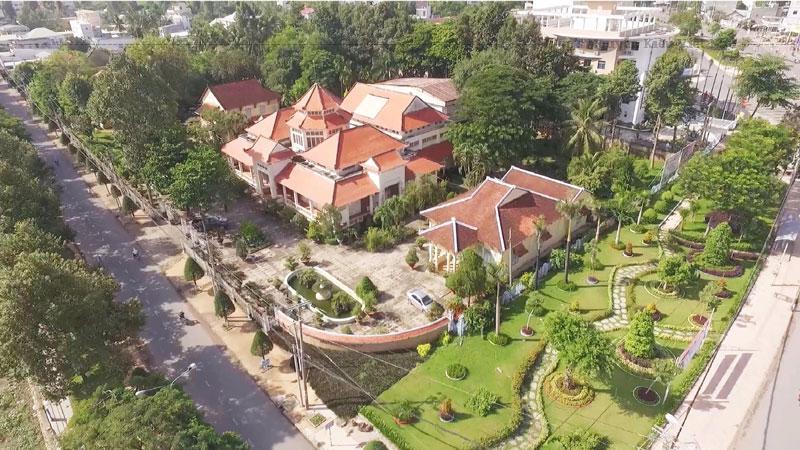 Bảo tàng Đồng Tháp có số lượng bảo vật Quốc gia bậc nhất so với các tỉnh, thành đồng bằng sông Cửu Long.