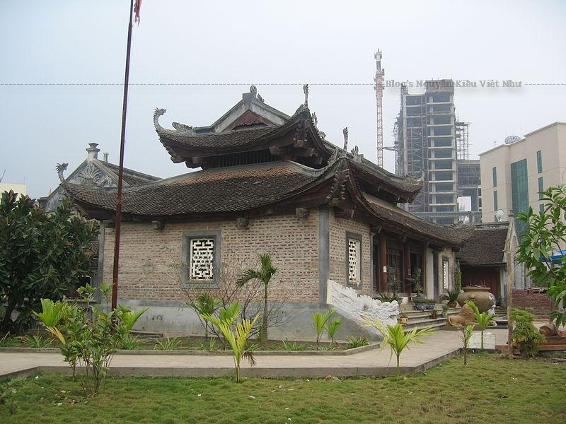 Dưới các triều đại phong kiến Việt Nam, ngôi đền đã được ban sắc phong ba lần. Năm 2011, ngôi đền đã được ngành chức năng xếp hạng là Di tích lịch sử cấp quốc gia.