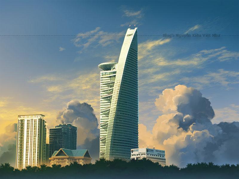 Được thiết kế bởi Hijjas Kasturi Associates và đã được xây dựng từ năm 1998 tới 2001 bởi Công ty xây dựng Daewoo.