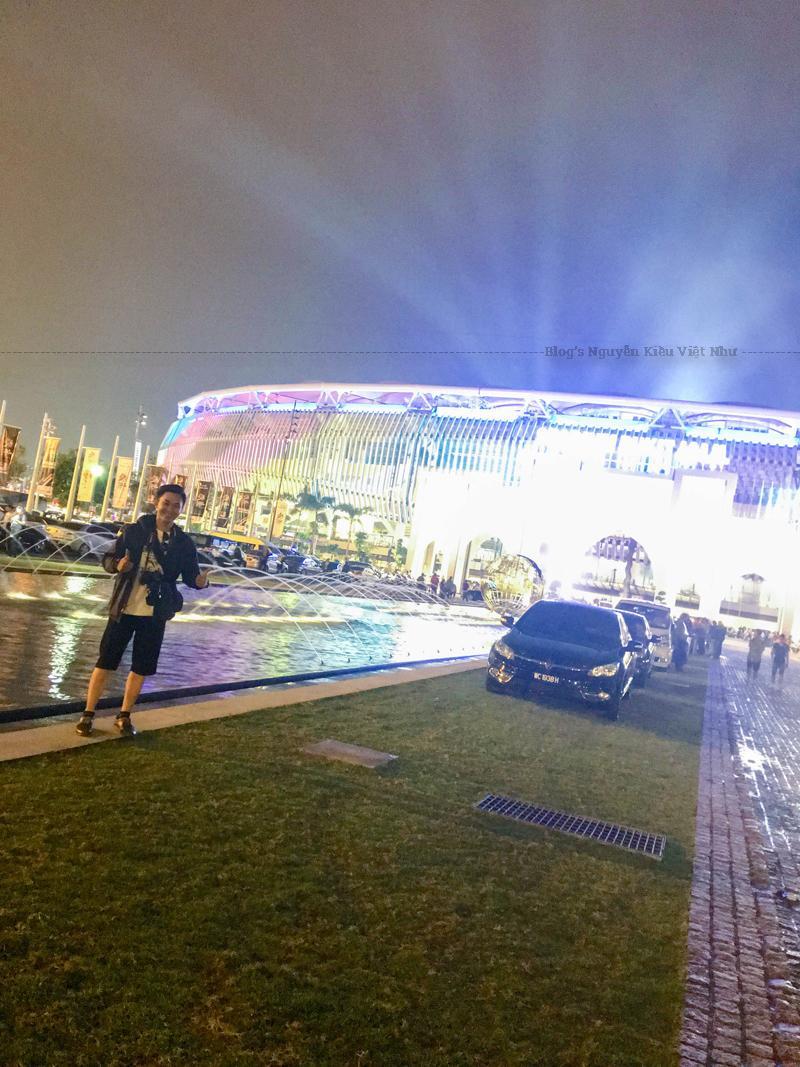 Sân vận động quốc gia Bukit Jalil là sân nhà của Malaysia.