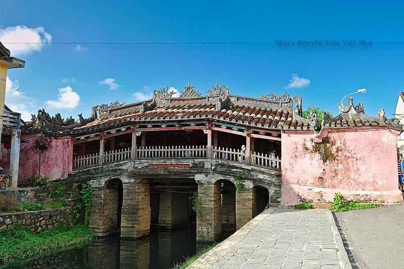 Ngày 17 tháng 2 năm 1990, Chùa Cầu được cấp bằng Di tích Lịch sử – Văn hóa quốc gia.