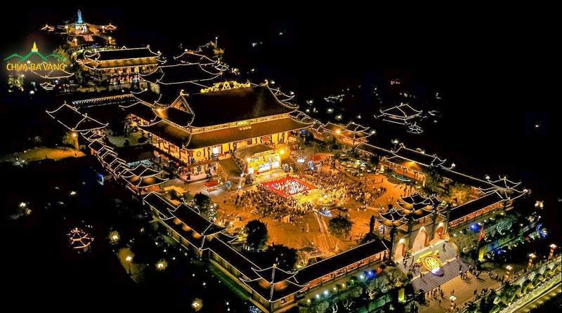 Từ năm 2007, Thích Trúc Thái Minh, cùng các đệ tử, du khách, phật tử thập phương đóng góp công sức tiến hành trùng tu Ba Vàng lần thứ tư với nguồn vốn xã hội hóa gần 500 tỷ đồng.
