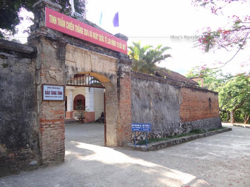 Bảo tàng Sơn La hiện là nơi thu hút học sinh, sinh viên và du khách tới tham quan, học tập, nghiên cứu tìm hiểu.