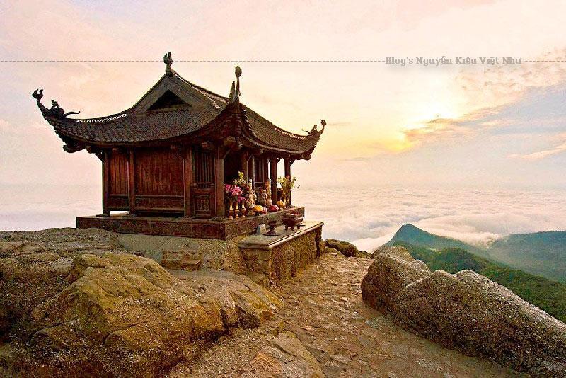 Quần thể di tích danh thắng Yên Tử cũng đã được tổ chức UNESCO công nhận là di sản của thế giới vào năm 2017.