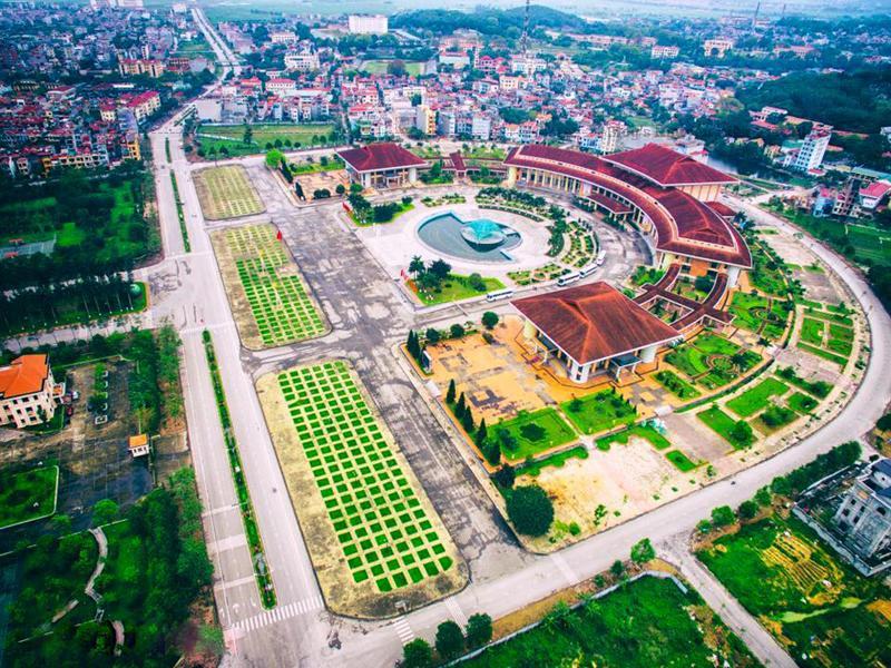 Nhờ vị trí thuận lợi ở trung tâm thành phố Bắc Ninh, nằm gần thủ đô Hà Nội, lại có không gian, sức chứa lớn, cơ sở hạ tầng hoàn chỉnh, hiện đại đáp ứng nhiều loại sự kiện khác nhau và có nhiều tiện ích khác về mặt văn hóa, du lịch, dịch vụ nên Trung tâm văn hóa Kinh Bắc đã, đang và sẽ trở thành địa điểm lý tưởng cho việc tổ chức thành công các sự kiện.