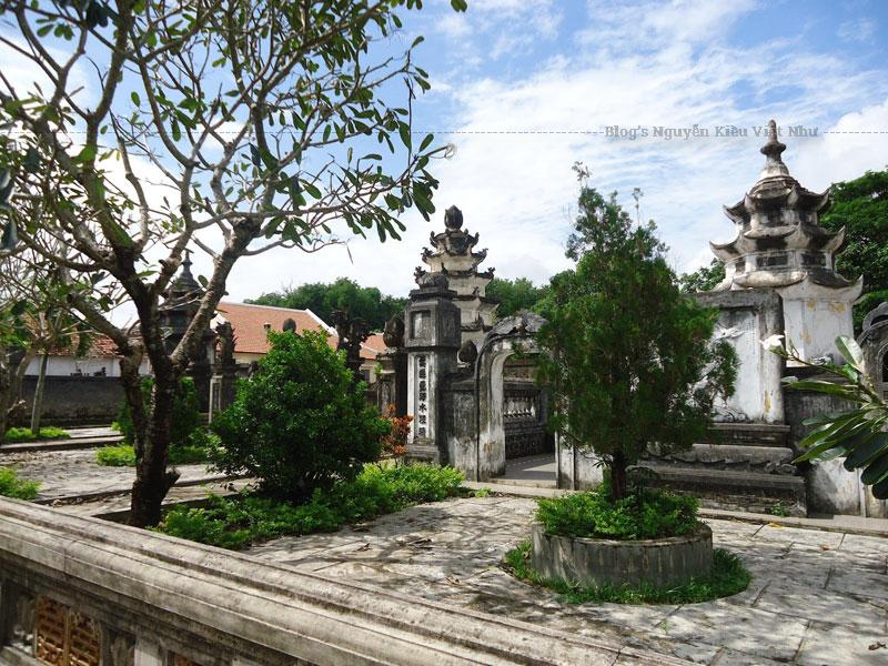 Chùa đã được công nhận là Di tích lịch sử - văn hóa quốc gia của Việt Nam.