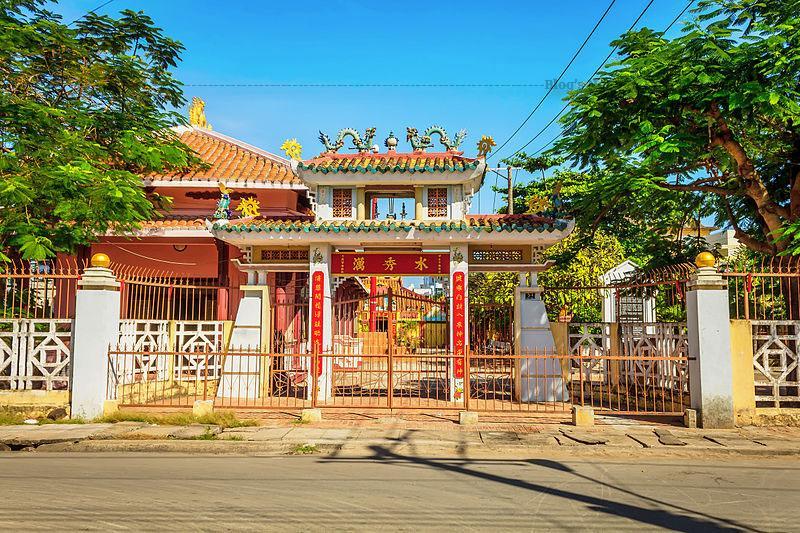 Vạn làng Thủy Tú là một trong những vạn cổ xưa nhất của nghề biển ở Bình Thuận. Bên trong vạn có nhiều di sản văn hóa Hán-Nôm liên quan đến nghề biển, thể hiện trong nội dung thờ phụng ở các khám thờ, tượng thờ, hoành phi, liên đối, trên văn khắc của đại hồng chung.