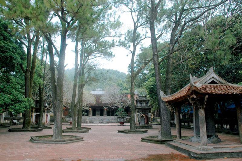 Chùa Côn Sơn sau đợt tôn tạo thời Lê trung hưng là một công trình kiến trúc hoàn thiện.