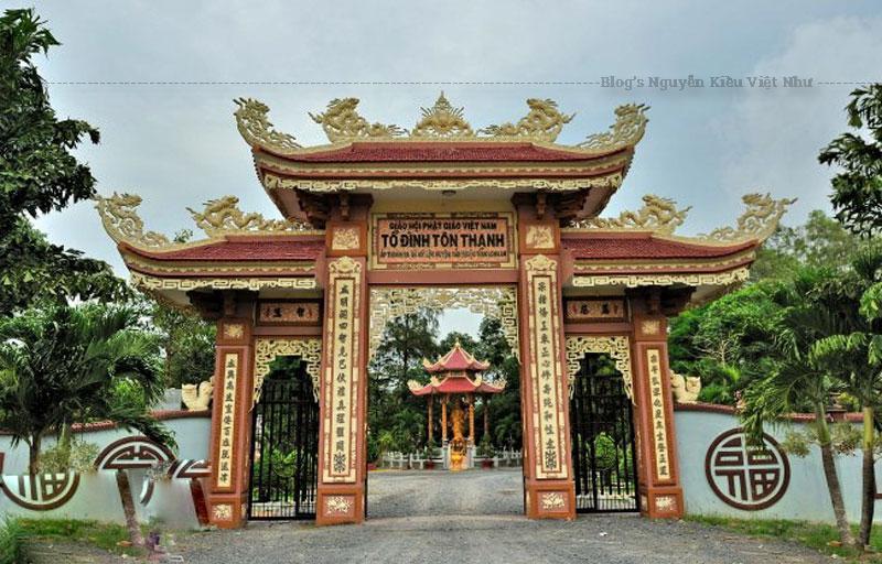 Ðây là ngôi chùa cổ nhất của tỉnh Long An. Trong chùa còn lưu giữ nhiều pho tượng cổ có giá trị nghệ thuật mang phong cách thế kỷ 19.