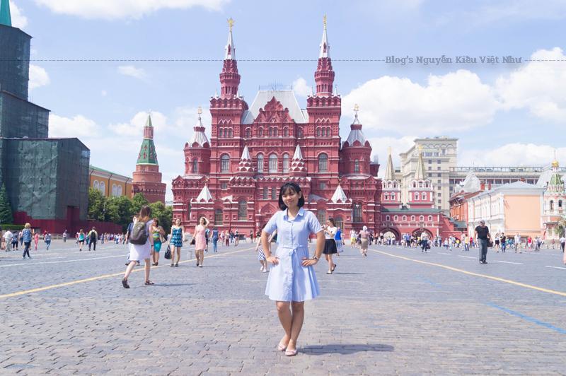 Năm 1990, quảng trường Đỏ đã được UNESCO đưa vào danh sách Di sản thế giới.