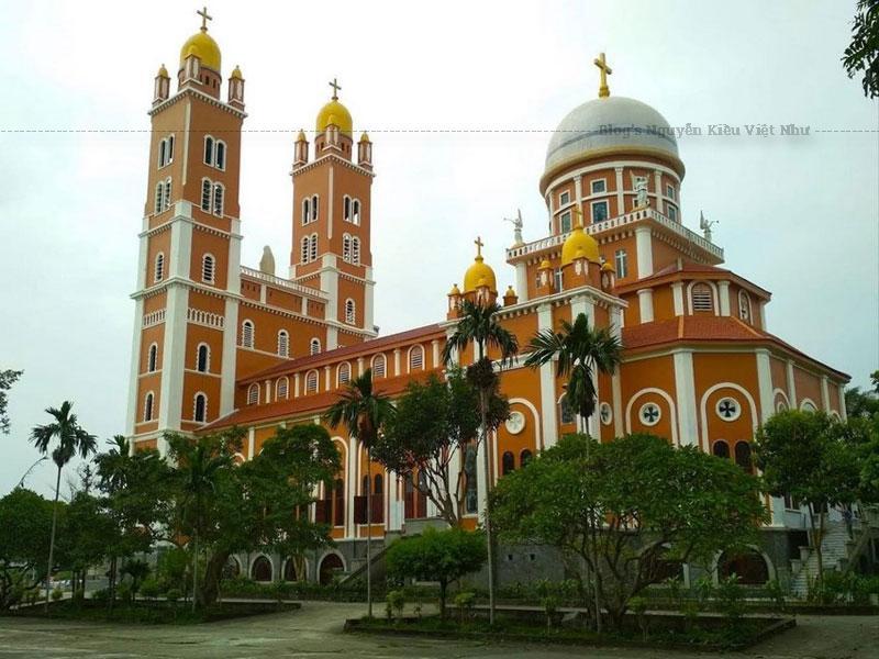 Công trình nhà thờ giáo xứ Thái Nguyên với những nét đẹp đặc trưng không chỉ là niềm vui, niềm tự hào của bà con giáo dân Thái Nguyên mà còn góp phần tích cực vào bức tranh muôn màu của đô thị thành phố Thái Nguyên hôm nay.