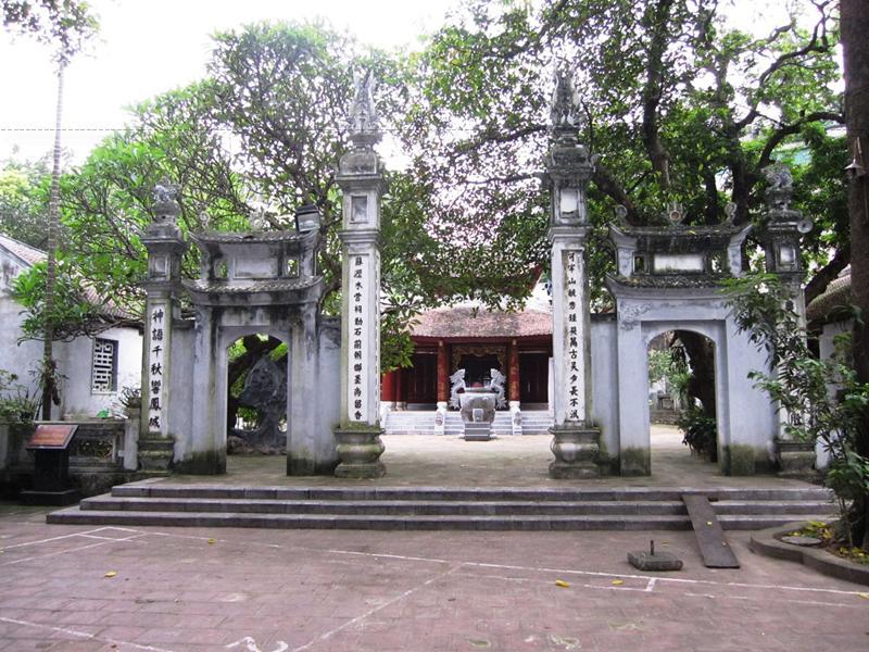 Thần Đồng Cổ là vị thần có công trong sự nghiệp chống giặc ngoại xâm và nội xâm trong tín ngưỡng Việt Nam.