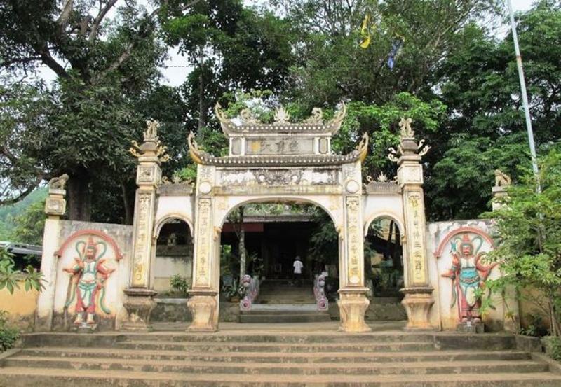 Đền Độc Cước được xếp hạng là di tích lịch sử quốc gia từ năm 1962 do Bộ văn hóa, thông tin Việt Nam xếp hạng.