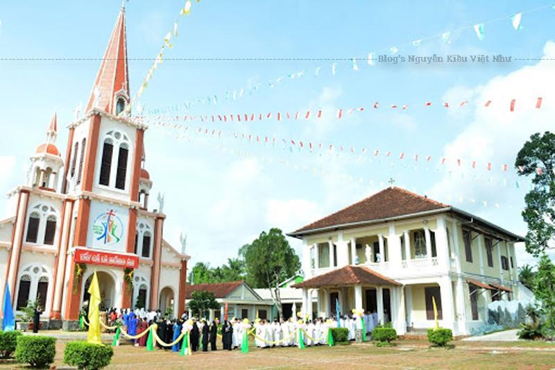 Dòng MTG Cái Nhum kể như được chính thức thành lập khoảng năm 1843.