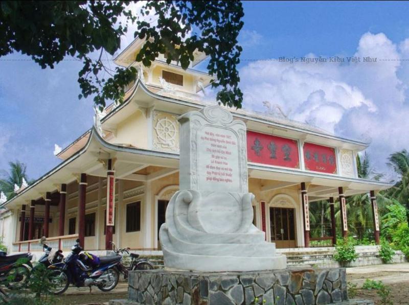 Năm 1956, để tỏ lòng tôn kính một vị chân tu yêu nước, giáo hội Phật giáo tăng già và Lục hòa tăng đã cùng các tín đồ tổ chức lễ Trà tỳ (tức lễ thiêu hài cốt đưa tro vào bảo pháp) tại chùa Tuyên Linh.