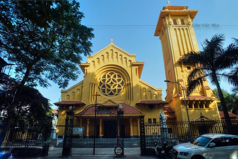 Nhà thờ Đức Mẹ Hà Nội là tước hiệu của nhà thờ từ những năm 1959.