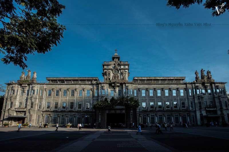 Chủng viện Trung tâm được xây dựng vào những năm 1930 và được thiết kế bởi Fernando.