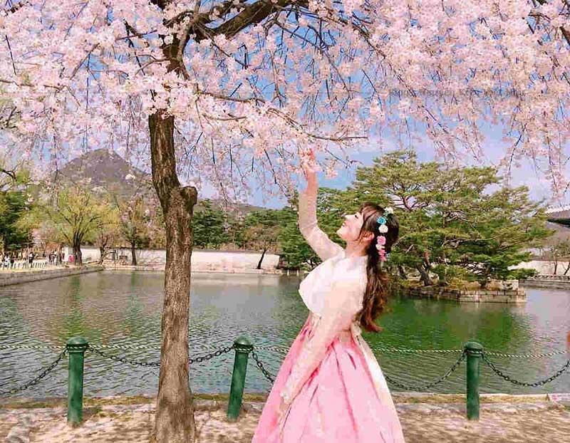 Thủ đô Seoul có nhiều cung điện hoàng gia cổ được xây dựng từ thời Joseon.