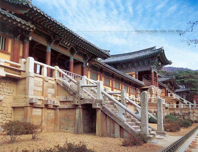 Đền đã được cải tạo nhiều lần trong triều đại Goryeo (Cao Ly) và đầu triều đại Joseon (Nhà Triều Tiên).
